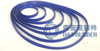 blue gasket for pipes sand fittings